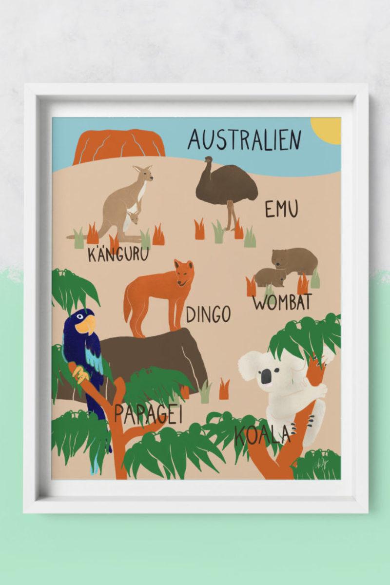Framed-Art Australien