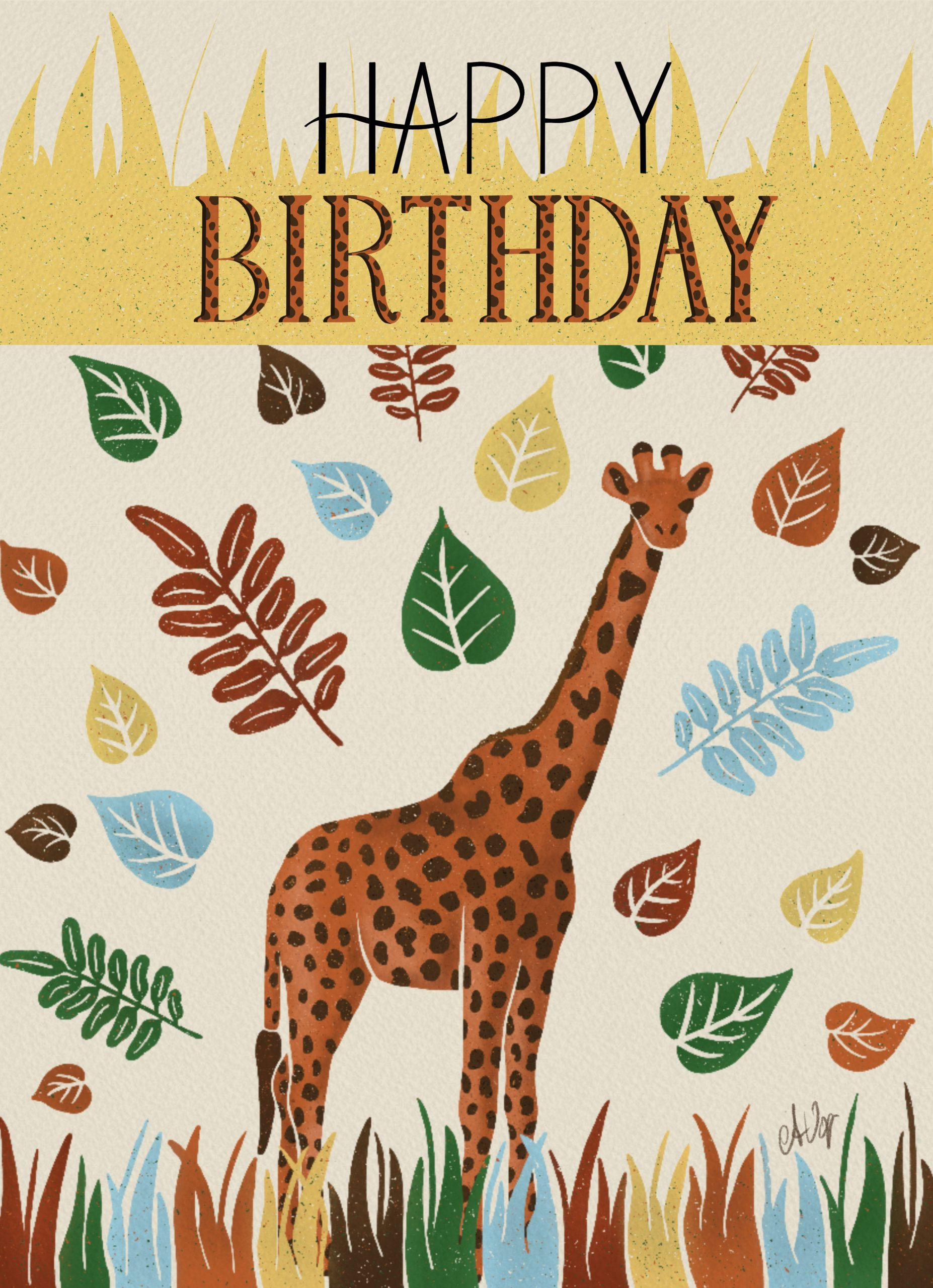 Giraffe_Happy_Birthday_