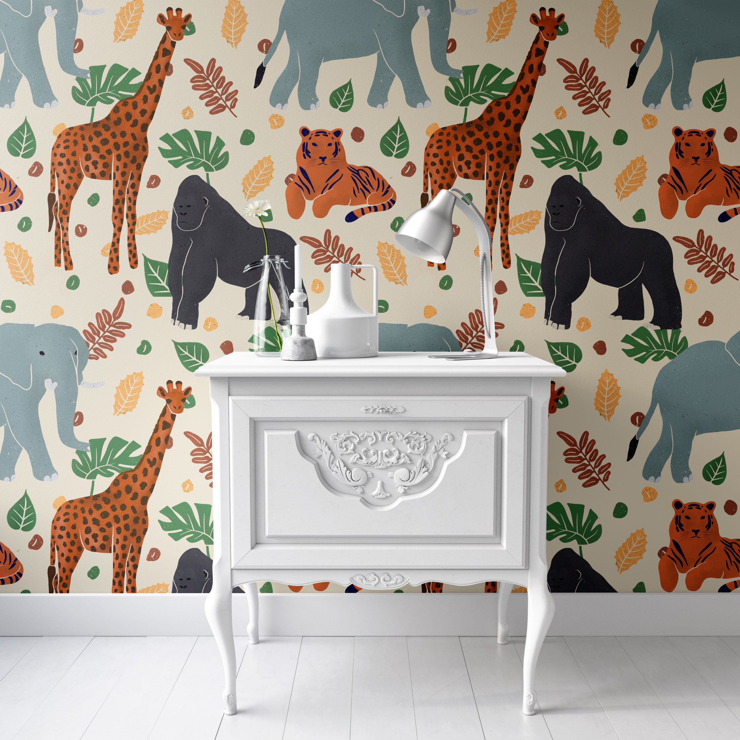 WallpaperDschungel